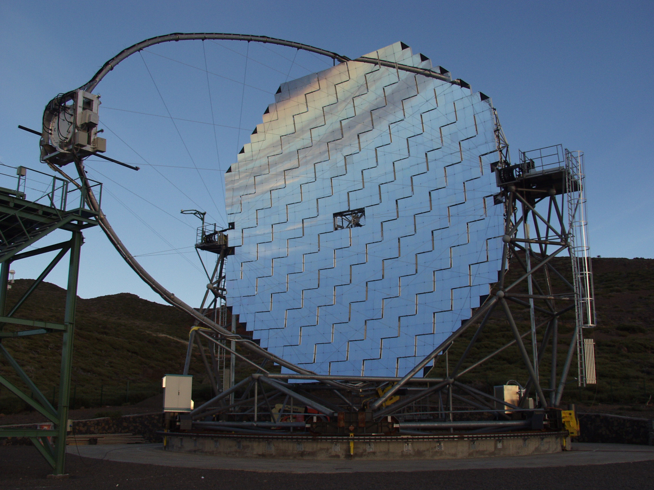 Highest Energy Gamma Rays Ground Based Telescopes Sources