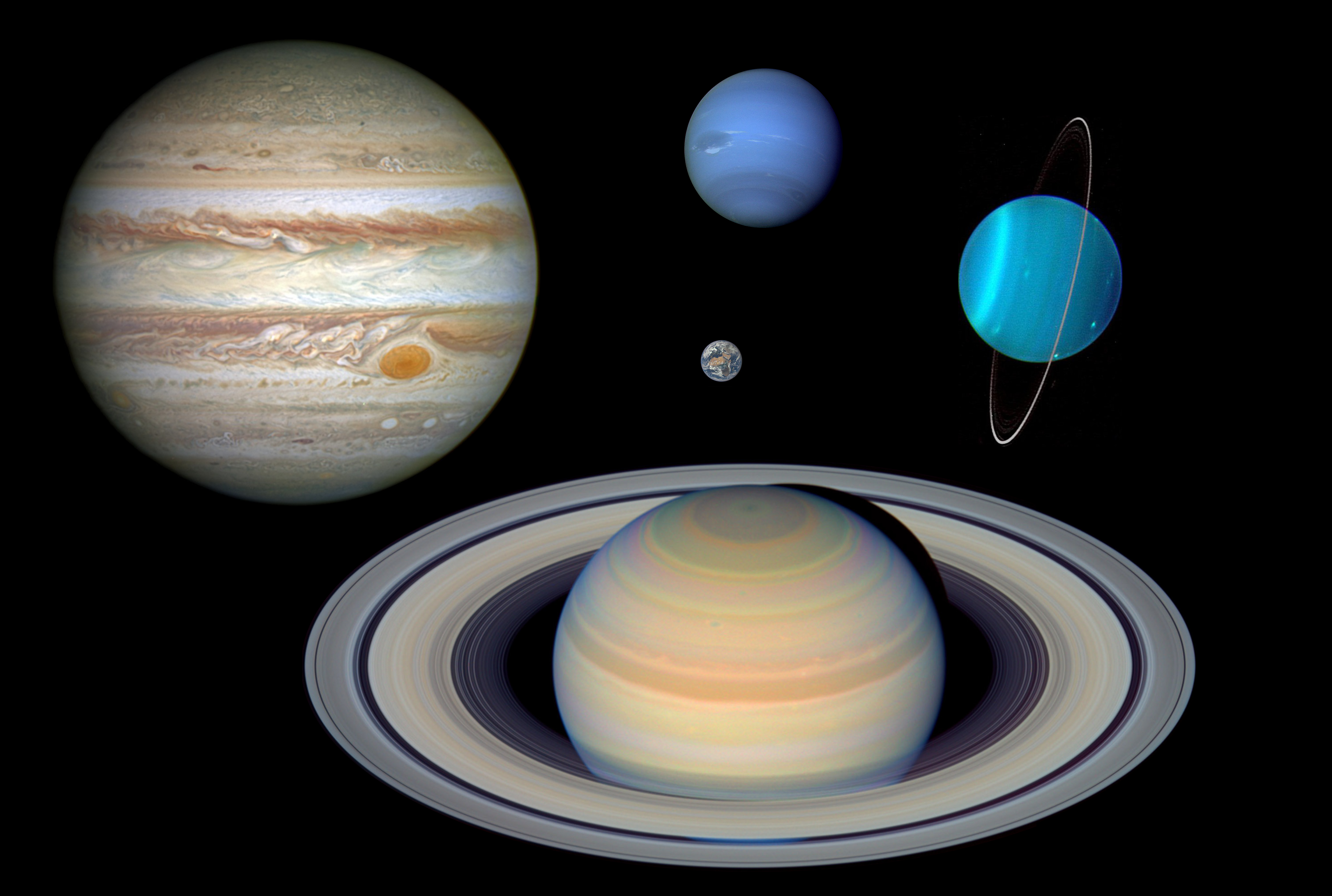 which planets are gas giants - HD 4100×2760