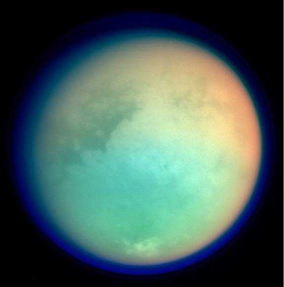 The Cassini (and Huygens) mission to Saturn (and Titan)