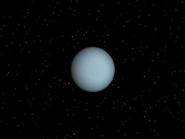 the gaseous planet uranus - photo #1