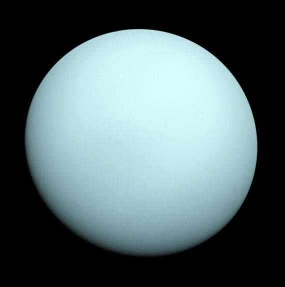 the gaseous planet uranus - photo #20