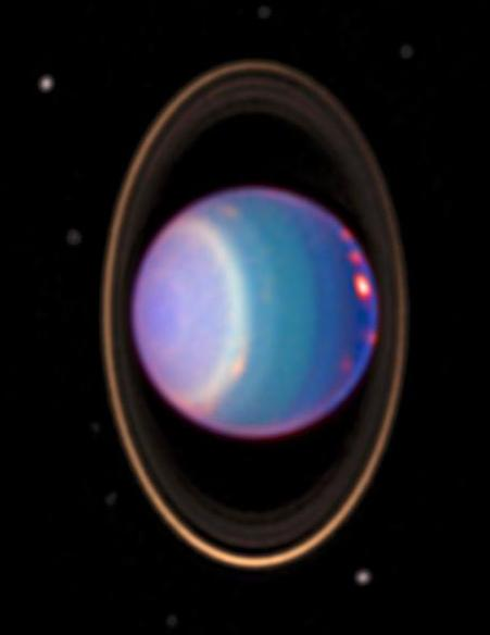 the gaseous planet uranus - photo #2