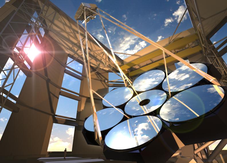 Optical telescopes